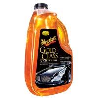 Meguiar's G7164 Gold Class Car Wash Shampoo & Conditioner - 64 oz.