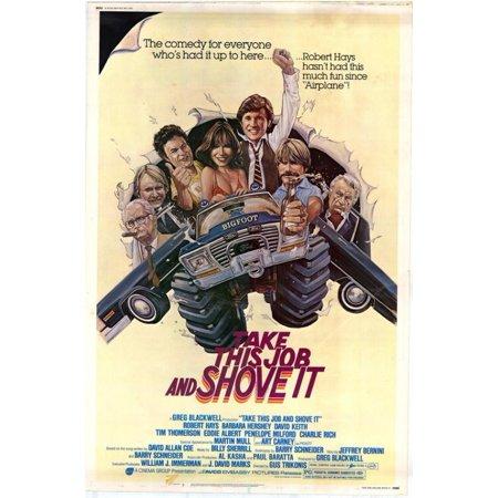 Take This Job & Shove It Movie Poster (11 x - Movie Trading Company Jobs