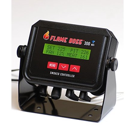 Flame Boss 300 Wifi Kamado Grill   Smoker Temperature Controller