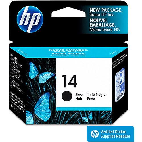 Hp C5011d No. 14 Black Ink Cartridge