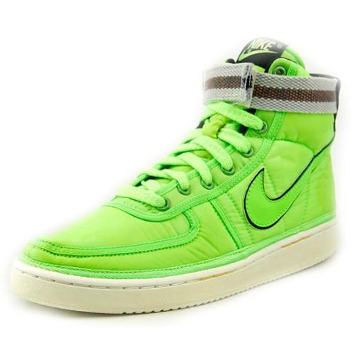 Nike Vandal High Supreme (VNTG) Men US 8 Green Basketball Shoe