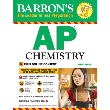 Barron's AP Chemistry with Online Tests - Halloweentown Online