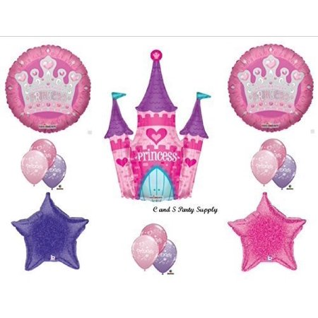 Fairy Birthday Party Supplies (fairy tale princess castle birthday party balloons decorations supplies by)
