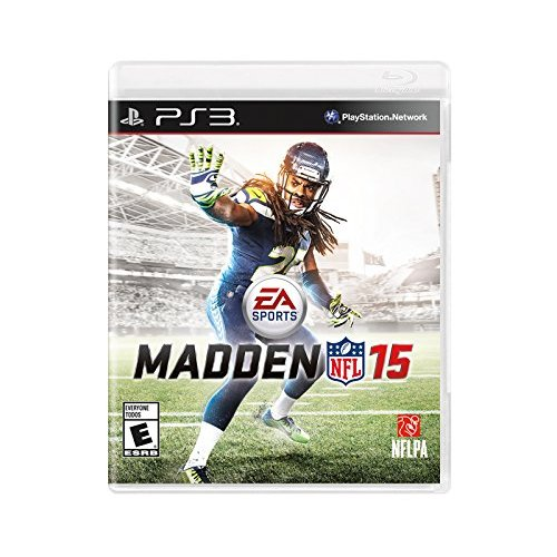 Refurbished Madden NFL 15 For PlayStation 3 PS3 Football