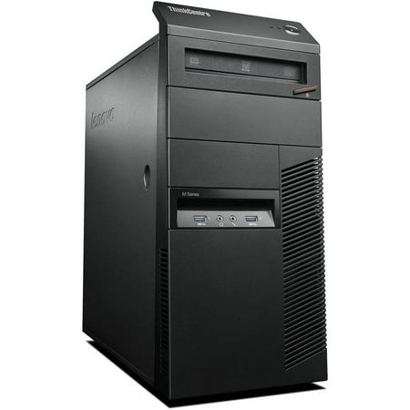 Lenovo ThinkCentre M83 10AL000SUS Business Desktop PC with Intel Core i7-4770 Processor, 8GB Memory, 1TB Hard Drive and Windows 7 Professional (Monitor Not Included)