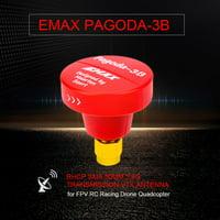EMAX Pagoda-3B RHCP SMA 30mm 5.8G Transmission FPV Antenna VTX for FPV RC Racing Drone Quadcopter