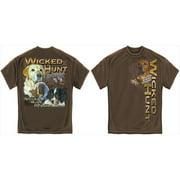 Cotton Wicked Hunt Birds T-Shirt