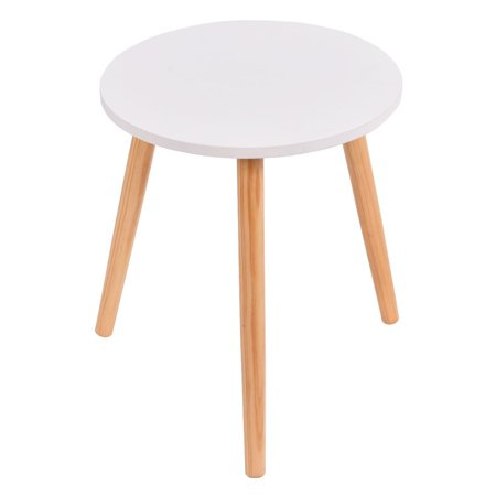 Awesome Modern Round Coffee Tea Side Sofa Table Living Room Furniture Home Decor Pabps2019 Chair Design Images Pabps2019Com