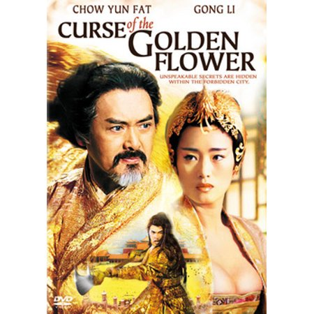 Curse of the Golden Flower (DVD)](Curse Of Halloween)