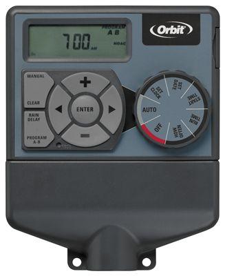 orbit 4 zone automatic irrigation watering timer  sprinkler station controller walmart com Orbit Baby G2 Travel System Orbit Baby G2 Sale