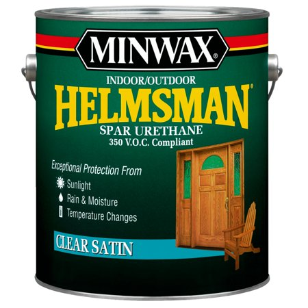 Minwax Helmsman VOC Spar Interior & Exterior -
