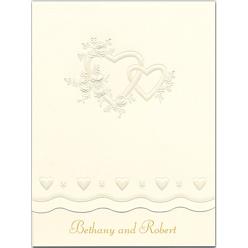 Keepsake Entwined Announcements -25
