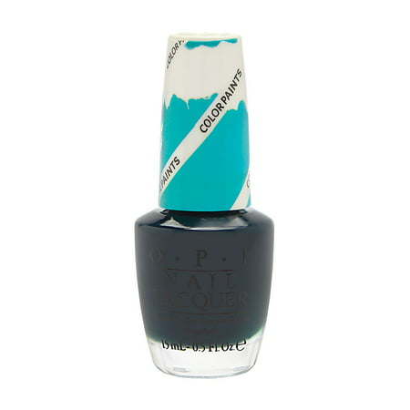 OPI Nail Lacquer Color Paints Collection NL P26 Turquoise Aesthetic