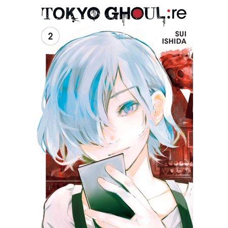 Tokyo Ghoul  Re  Vol  2