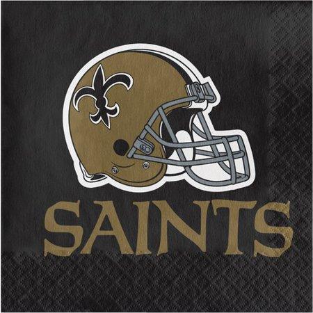 Creative Converting NFL 6.5'' Napkin (Set of 48) (Cowboy Napkins)