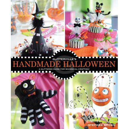 Glitterville's Handmade Halloween : A Glittered Guide for Whimsical Crafting! - Decorate Your Office Door For Halloween