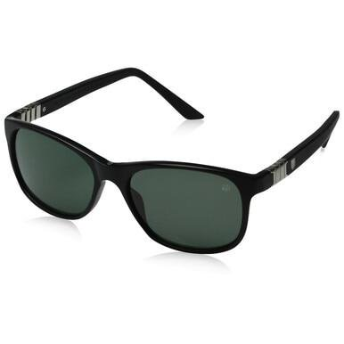 TAG Heuer 9382-301 Legend Unisex Acetate Sunglasses - Black / Green TAG Heuer 9382-301 Legend Unisex Acetate Sunglasses - Black / Green TAG Heuer Legend Sunglasses includes case, cloth and 30 days return period TAG Heuer 9382 Legend Sunglasses is synonymous with high quality fashion for many years. Founded by Edouard Heuer and merged with the TAG (Techniques d'Avant Garde) group, the company is now owned by the luxury goods conglomerate LVMH (Louis Vuitton Moet Hennessy). The unique, distinct design of TAG Heuer 9382 Legend Sunglasses offers a sleek, sophisticated appearance created with comfort and functionality in mind. TAG Heuer has developed a range of sunglasses that fit modern lifestyles, equally suited to sporting and outdoor activities as they are to everyday wear. Like their watch-making counterparts, all of TAG Heuer Legend Sunglasses design are sports-inspired. Every sunglasses frame should be created based on functionality and comfort. From looking at the models, you can instantly see that their design is unique, distinct, and completely different from your traditional sunglasses frames. TAG Heuer eyewear derives inspiration from innovative thinking and expert craftsmanship to deliver an unbeatable luxury line of glasses. TAG Heuer sunglasses combine integrated design, performance-enhancing materials, and superior engineering to provide unparalleled fashion and function.  Specifics:  Brand: TAG Heuer Series: Legend Style Number: 9382 Model Number: 669382301541703 Frame Material: Acetate Frame Color: Black Gender: Unisex Lens Size: 54mm Lens Color: Blue Bridge Size: 17mm Temple Size: 140mm Made in France UPC: 751105391325 TAG Heuer 9382 Legend Sunglasses MSRP: $389