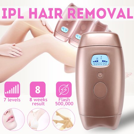7 levels 500000 IPL Laser Hair Removal Remover Device Painless Mini System Instrument Epilator Household Permanent Photonic Freezing Professional Shaver For Face Leg Body Skin Top