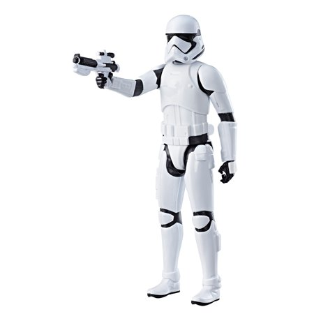 Star Wars: The Last Jedi 12-inch First Order Stormtrooper Figure - Star Wars Stormtrooper
