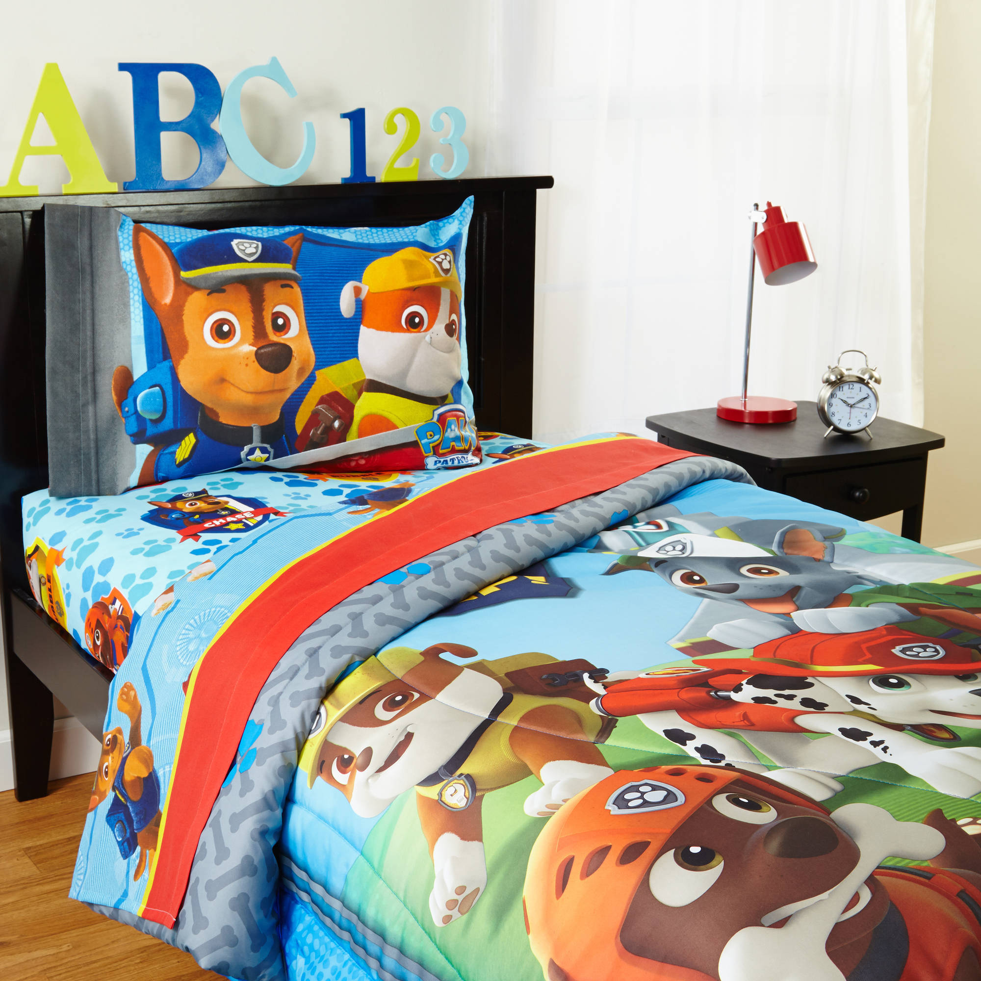Nickelodeon's Paw Patrol Twin Sheet Set