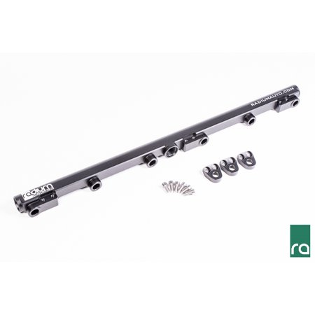 Radium Engineering Top Feed Fuel Rail for Toyota 1JZ-GTE VVTi Engine