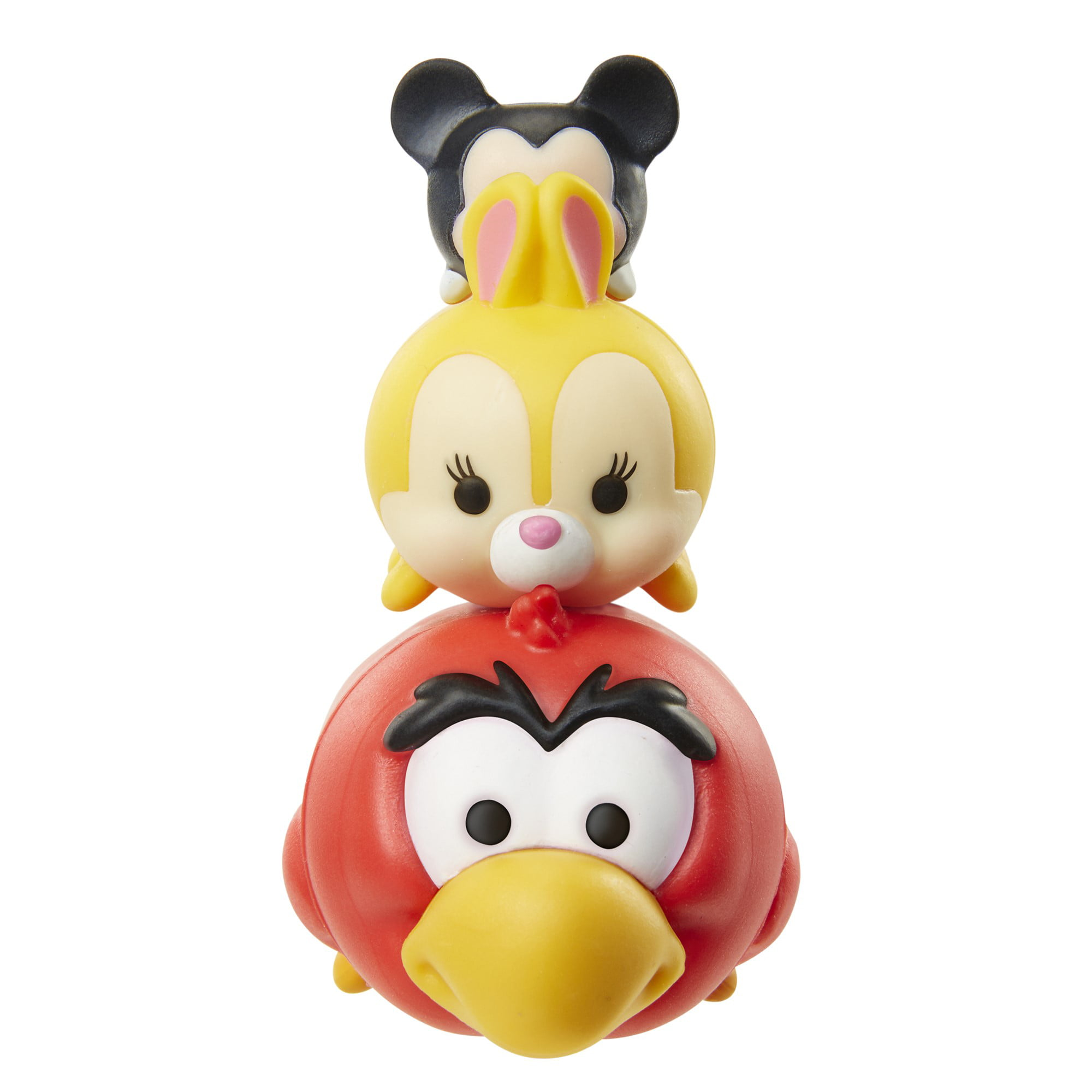 Coloring pages tsum tsum - Tsum Tsum 3 Pack Figures Iago Miss Bunny Mickey