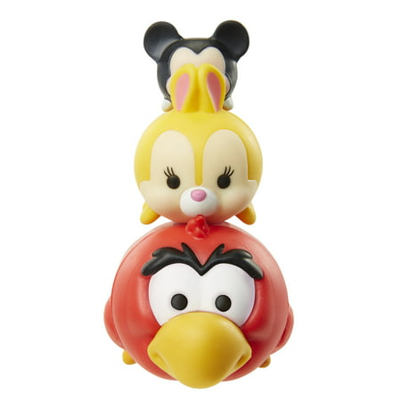 Tsum Tsum 3-Pack Figures - Iago/Miss Bunny/Mickey
