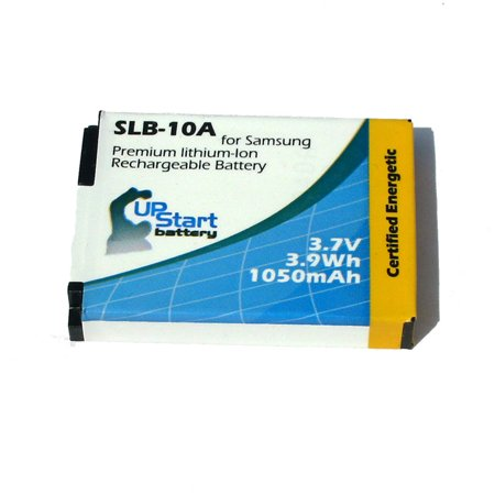 Samsung ES55 Battery - Replacement for Samsung SLB-10A Digital Camera Battery (1050mAh, 3.7V, Lithium-Ion) - image 2 of 3