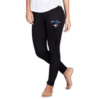Toronto Blue Jays Concepts Sport Women's Fraction Leggings - Black