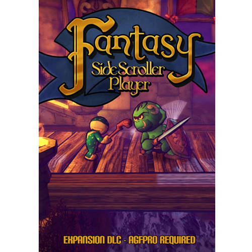 Axis Game Factory Pro Fantasy DLC ESD(Digital Code)