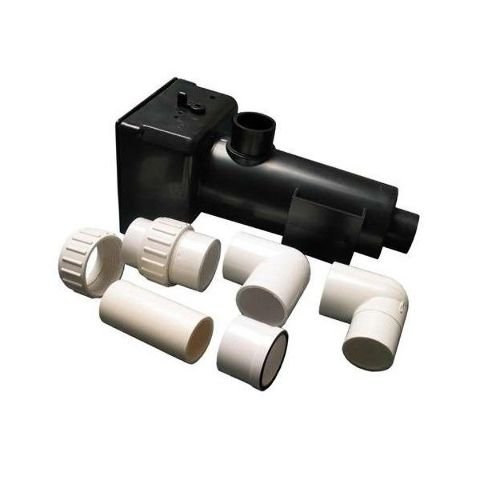 Heater Housing Kit, HT Plastic Heaters with Plumbing