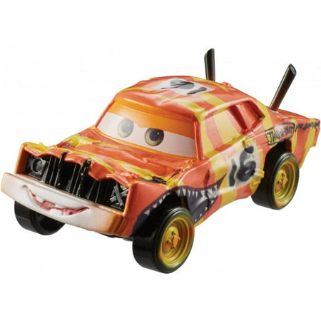 Disney Pixar Cars 3 Push Over Die Cast Vehicle