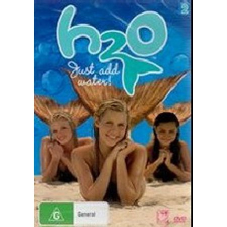 H2O: Just Add Water! - Season 1 - Vol. 2 ( Something Fishy / Young Love / Moon Spell / The Denman Affair ) ( H2O: Just Add Water! - Season One - Volum [ NON-USA FORMAT, PAL, Reg.4 Import - Australia