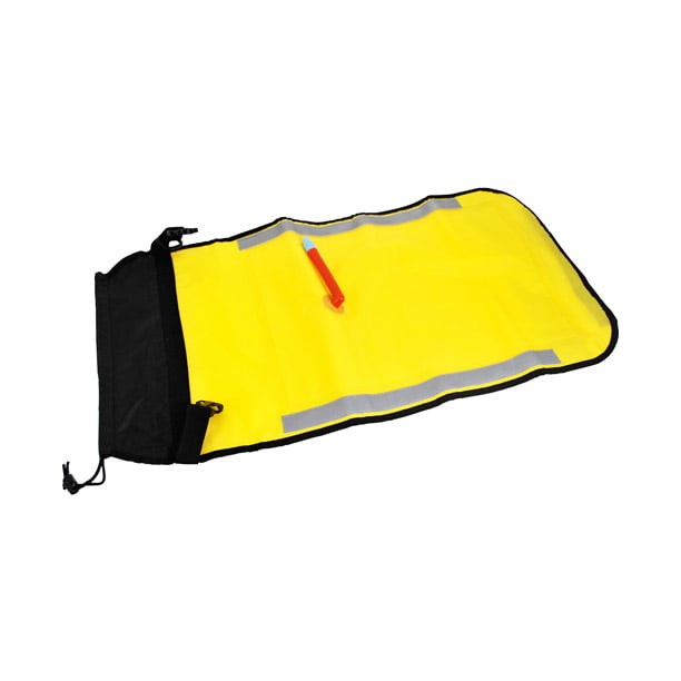 Attwood Blade-Paddle Float, Safety Yellow