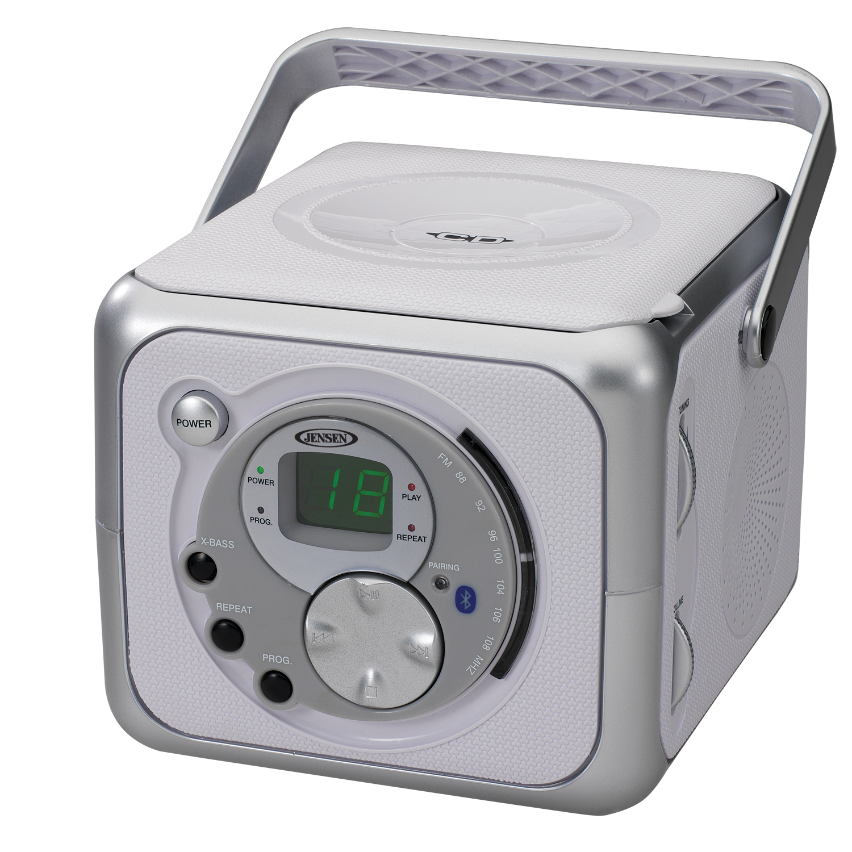 FM Stereo CD Bluetooth Boombox