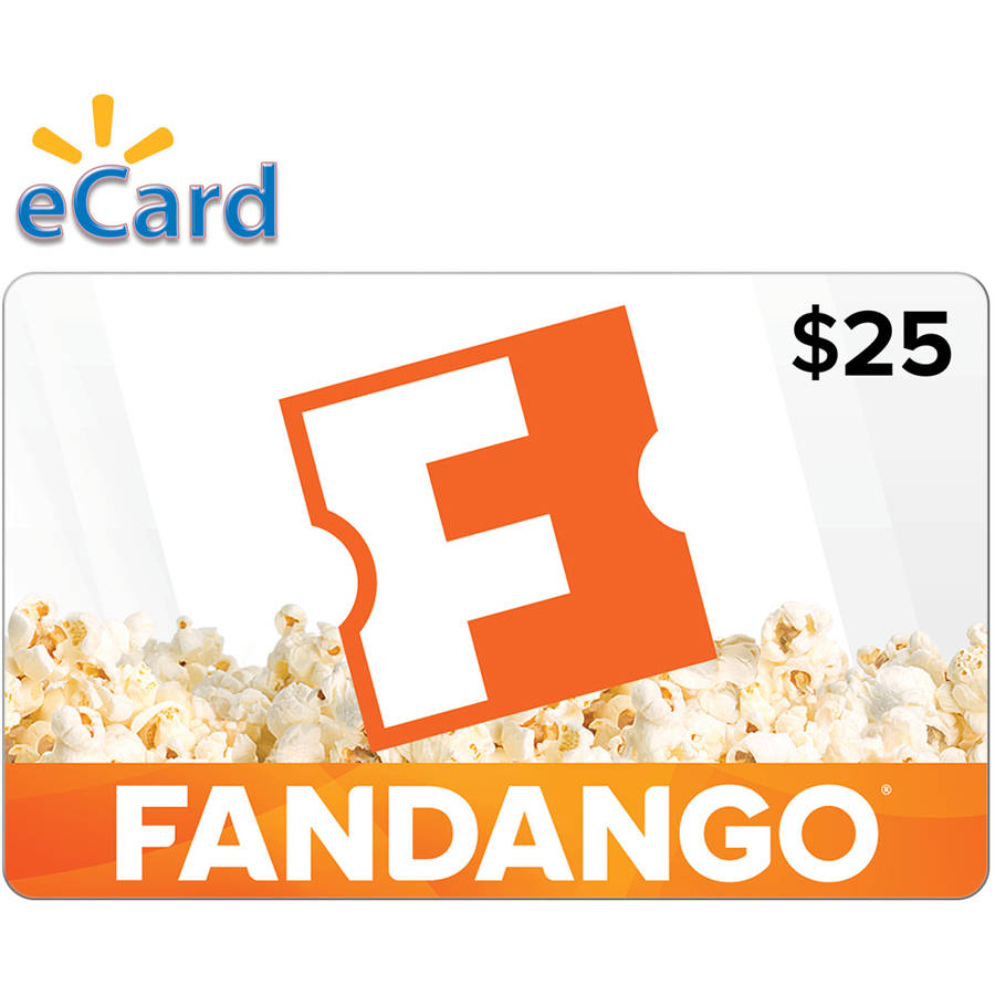 Fandango $25 (Email Delivery)