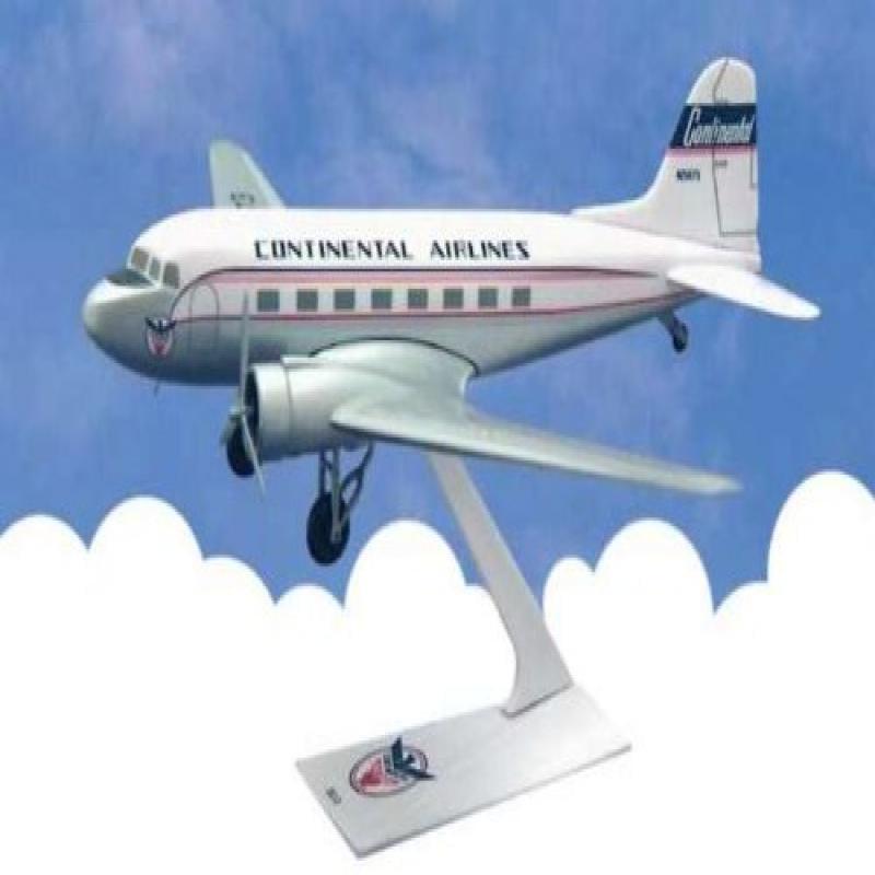 DC-3 Continental 1/100