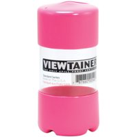 """Viewtainer Slit Top Storage Container 2""""X4""""-Pink"""