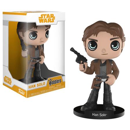 Funko Wobbler Star Wars Solo: Han Solo, Bobblehead Figure