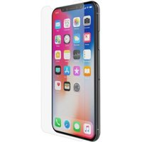 Belkin ScreenForce Tempered Glass Screen Protector For iPhone X Crystal Clear