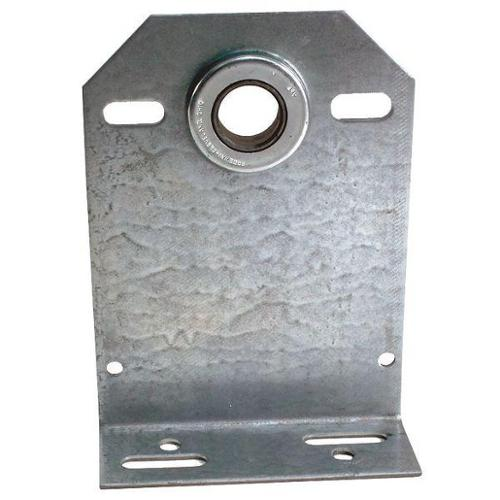 AMERICAN GARAGE DOOR B1-BC600 Bearing Center Plate, 11 Ga, 6 In