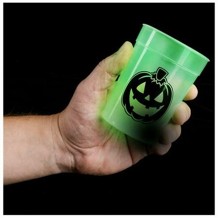 Lumistick Glow in The Dark Halloween Cup - Halloween Capes