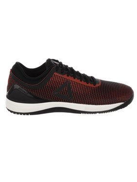 5edd4b04a84a8 Product Image Reebok Crossfit Nano 8.0 Flexweave Running Shoe -  Black Primal Red Cranberry - Mens