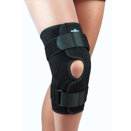Fla Safe T Sport Wrap Around Hinged Knee Brace 3x Large