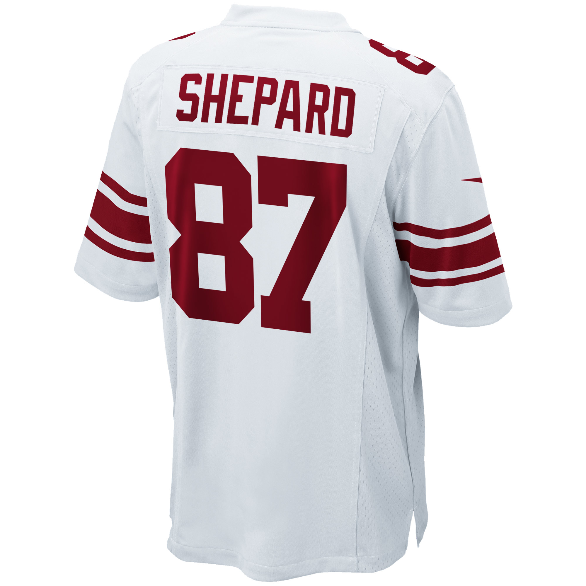 cheaper 480f3 9ec1c Sterling Shepard New York Giants Nike Game Jersey - White