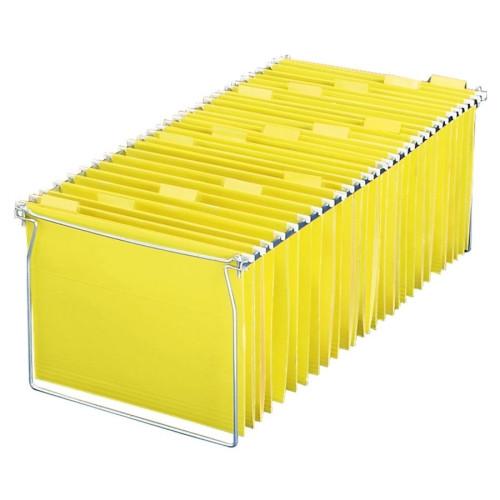 Officemate International Corp Adjustable Hanging Folder Frames, 12-5/8''x9-1/8'', Letter
