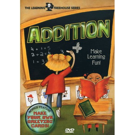 Beginning Math Series - Learning Treehouse: Math Series - Addition (DVD)