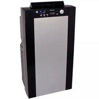 EdgeStar AP14001HS Black / Silver Large Room Cools Up To 525 Square Feet 115V Portable