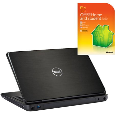 Dell Black 14 Inspirion 14r 1685dbk Laptop Pc With Intel Core I5