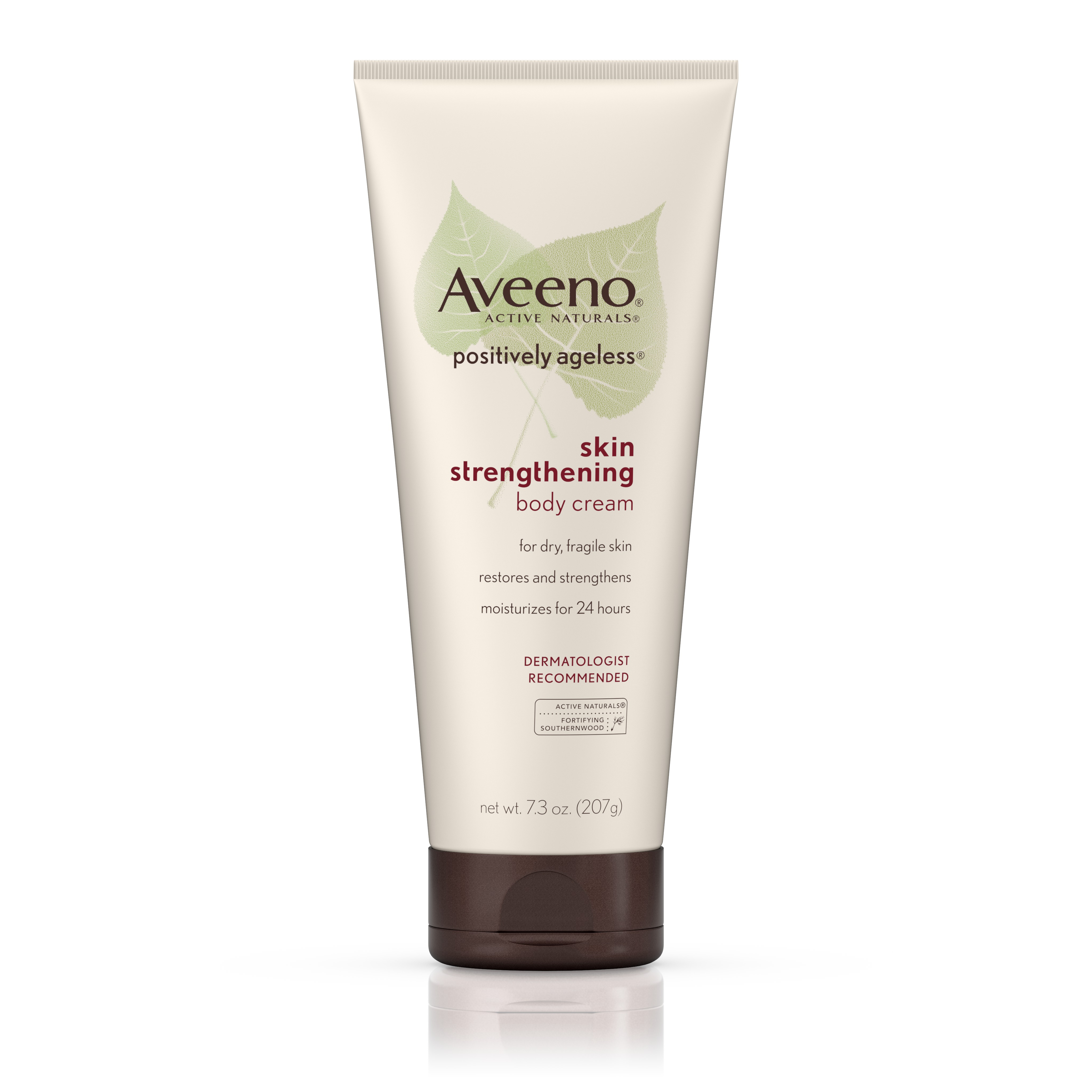 Aveeno Positively Ageless Skin Strengthening Body Cream, Moisturizes For 24 Hours 7.3 Oz by Johnson & Johnson Consumer Products Company Division of Johnson & Johnson Consumer Companies, Inc.
